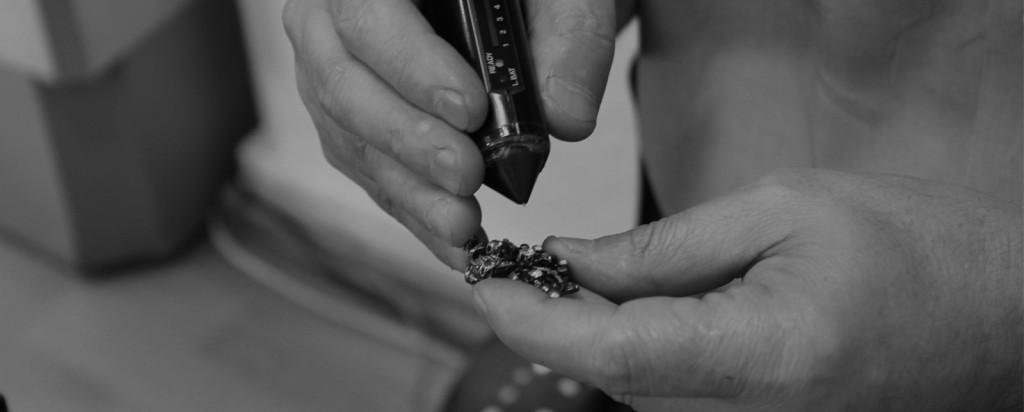 Juwelier Schmuck Wert bestimmen